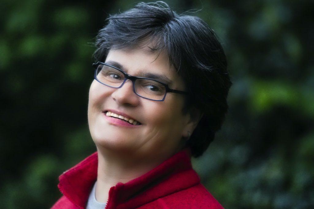 Yvonne Krogner, die Autorin von Der Tag nach dem Leben davor und dem aktuellen Roman Schattenhürden